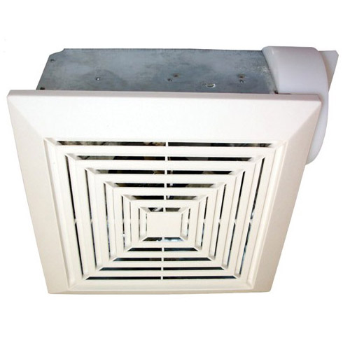 USI Electric BF-504 Bath Exhaust Fan with Custom-Designed Motor, 50 CFM