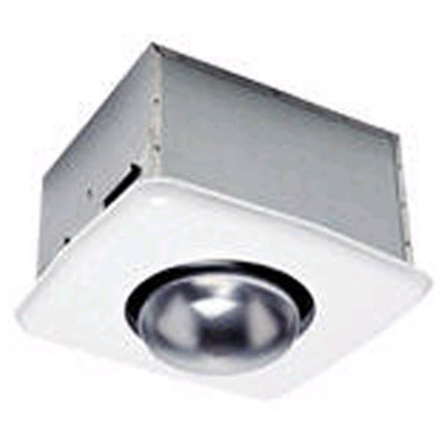 Usi Bf 704hb Bath Exhaust Fan With Custom Designed Motor And Heat Bulb Attachment 70 Cfm