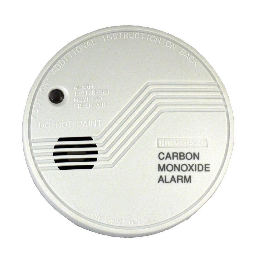Universal Security Instruments CD-9000 9-Volt Battery-Operated Carbon Monoxide Alarm