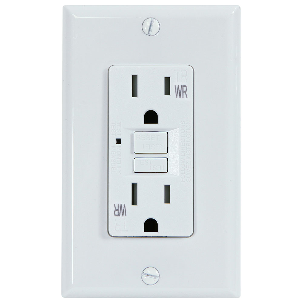 GFCI outlet protection