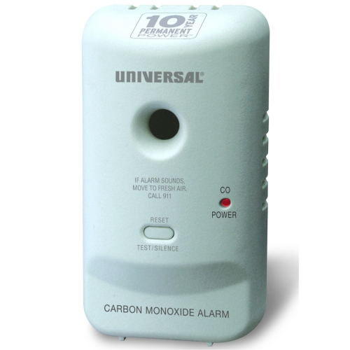 Universal Security Instruments MC304SB Carbon Monoxide Smart Alarm with 10 Year Sealed Battery