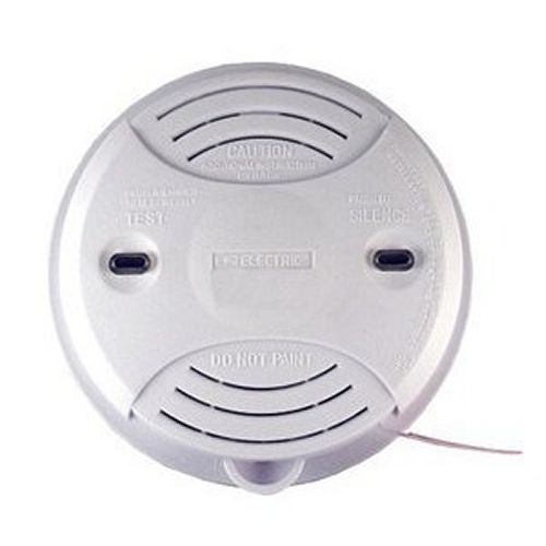 Universal Security Instruments SS‑2895‑C Hardwired Photoelectric Smoke and Fire Alarm