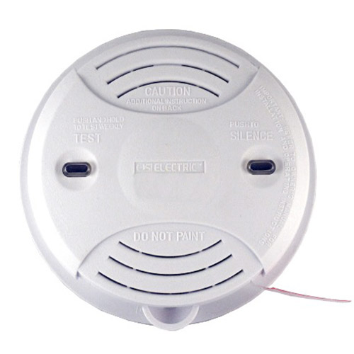Universal Security Instruments SS‑2895 Hardwired Photoelectric Smoke and Fire Alarm
