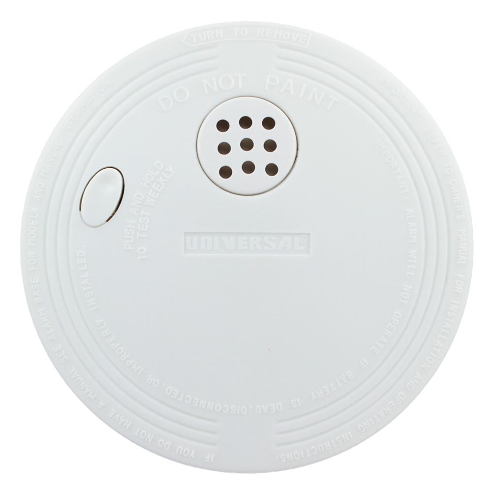 Universal Security Instruments SS‑770‑24CC Battery Operated Ionization Smoke and Fire Alarm