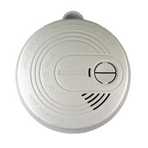 USI-5204 and USI-2795 - Wired-In 120 Volt Ionization Smoke Alarm