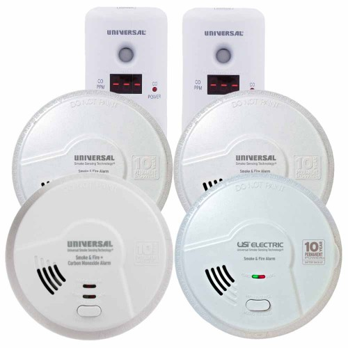 Canada Smoke and fire Alarms